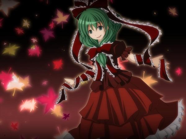 Tags: Anime, Touhou, Kagiyama Hina, Hina Kagiyama
