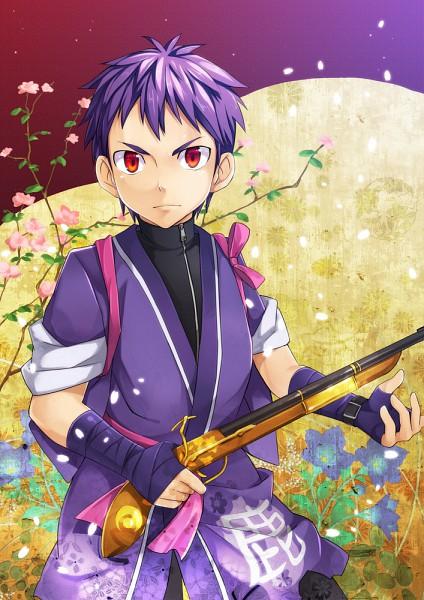 Tags: Anime, Kyouta (A01891226), Kyushu Sentai Danjija, Kagoshima Kouji, Fanart, Pixiv