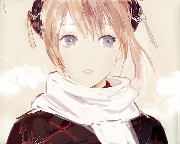 Tags: Anime, Pixiv Id 4277119, Gintama, Kagura (Gin Tama), Fanart, Fanart From Pixiv, Pixiv