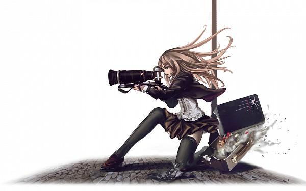 Tags: Anime, Speed Grapher, Kagura Tennōzu, Wallpaper, Artist Request