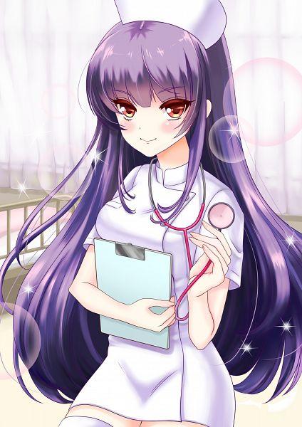 Tags: Anime, Megumi Choco, Girlfriend (Kari), Kagurazaka Saya