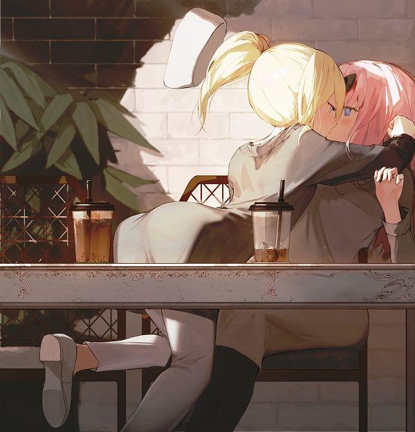 Tags: Anime, Muike, Kaguya-sama wa Kokurasetai, Hayasaka Ai, Fujiwara Chika, Kaguya-sama: Love Is War