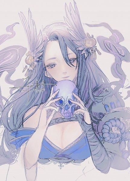 Tags: Anime, Senryoko, SINoALICE, Kaguya Hime (SINoALICE), Fanart, Fanart From Pixiv, Pixiv