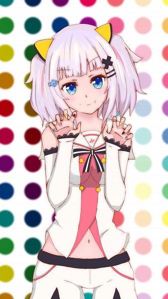 Tags: Anime, Pixiv Id 17998317, Kaguya Luna Official, Kaguya Luna, Kizuna AI (Cosplay)