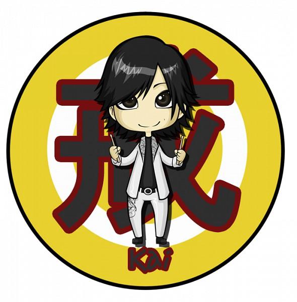 Tags: Anime, Kai (The GazettE), The GazettE