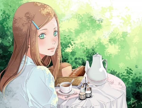 Tags: Anime, Kai Huming, Breakfast, Pixiv, Original