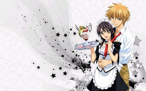 Tags: Anime, Kaichou wa Maid-sama!, Ayuzawa Misaki, Usui Takumi, Wallpaper