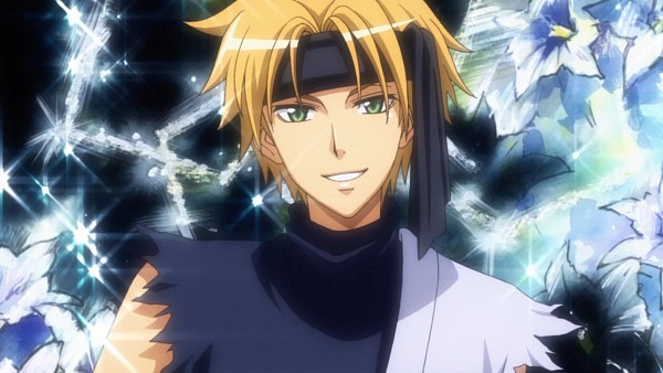 Tags: Anime, Kaichou wa Maid-sama!, Usui Takumi, Screenshot, Wallpaper, Facebook Cover