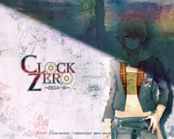 Kaidou Takato - CLOCK ZERO ~Shuuen no Ichibyou~