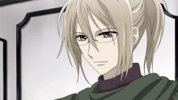 Tags: Anime, Vampire Knight, Kaien Cross, Screenshot
