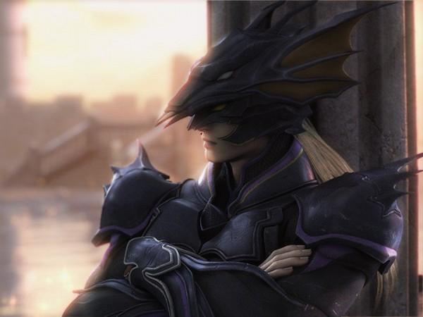 Kain Highwind - Final Fantasy IV