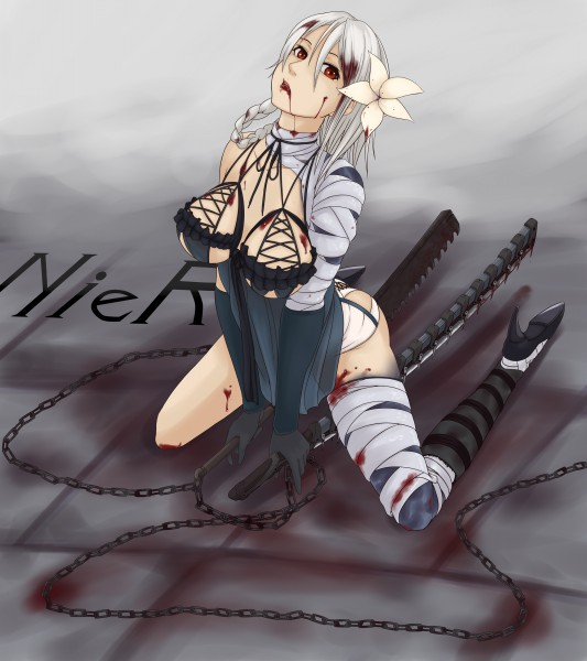 Tags: Anime, NieR, Kaine