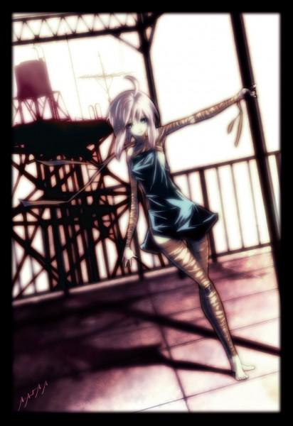 Tags: Anime, NieR, Kaine, Mobile Wallpaper, Original