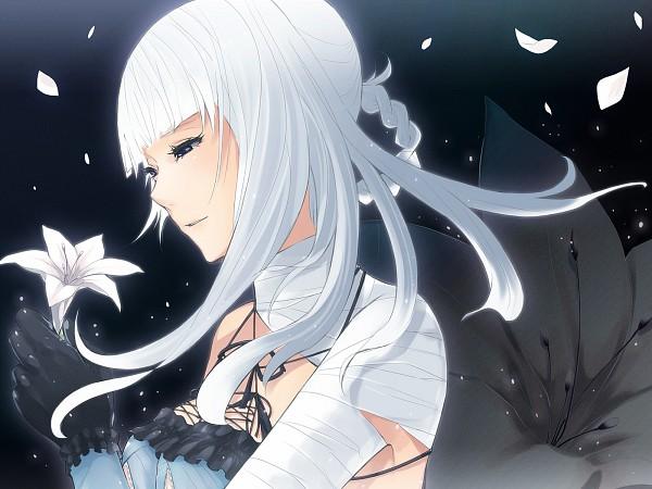Tags: Anime, NieR, Kaine, Wallpaper