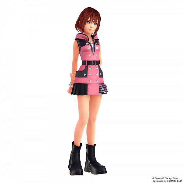 Kairi (Kingdom Hearts) - Kingdom Hearts