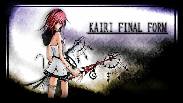 Tags: Anime, Dead Fantasy, Kingdom Hearts, Kingdom Hearts II, Kairi (Kingdom Hearts), Keyblade, Facebook Cover, Fanart