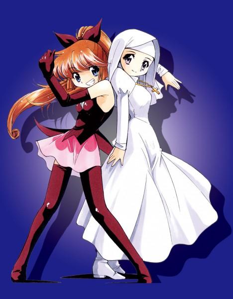 Kaitou Saint Tail (Mysterious Thief Saint Tail) - Tachikawa Megumi
