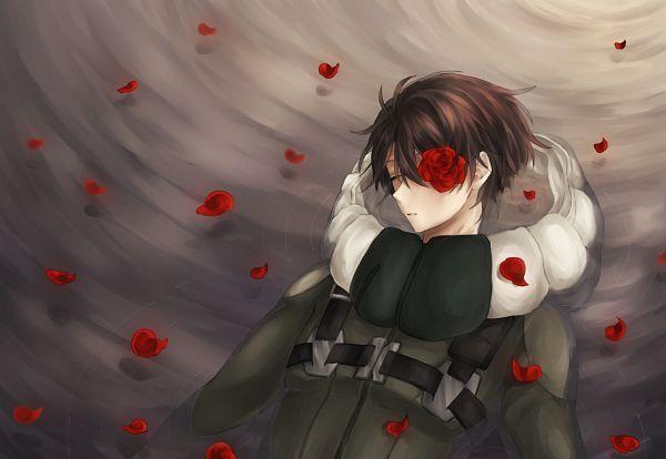 Tags: Anime, Pixiv Id 8968600, Aldnoah Zero, Kaizuka Inaho, PNG Conversion