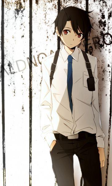 Tags: Anime, Tsukimori Usako, Aldnoah Zero, Kaizuka Inaho, PNG Conversion, Mobile Wallpaper