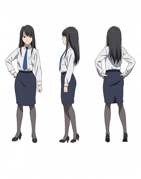 Kaizuka Yuki - Aldnoah Zero