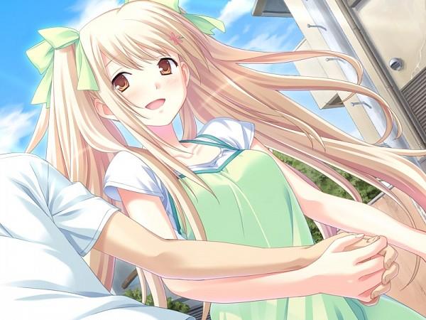 Tags: Anime, Mikoto Akemi, Hinata Terrace, Kajiwara Hina, CG Art