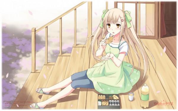 Tags: Anime, Mikaze Takashi, Hinata Terrace, Kajiwara Hina