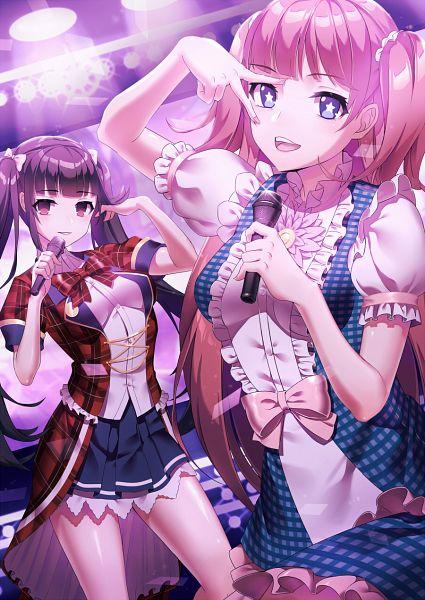 Tags: Anime, Pixiv Id 4704947, Kakegurui, Yumemite Yumemi, Jabami Yumeko