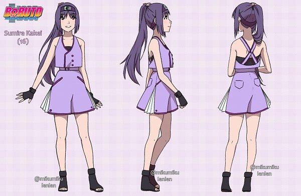 Tags: Anime, BORUTO, Kakei Sumire, Ariamikukanzaki(Artista), Fanart From Pixiv, Pixiv, Fanart