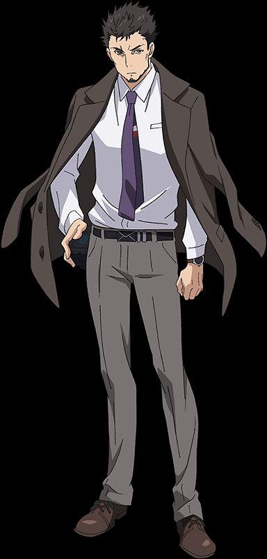 Kakihara Isshin - Lord of Vermillion: Guren no Ou