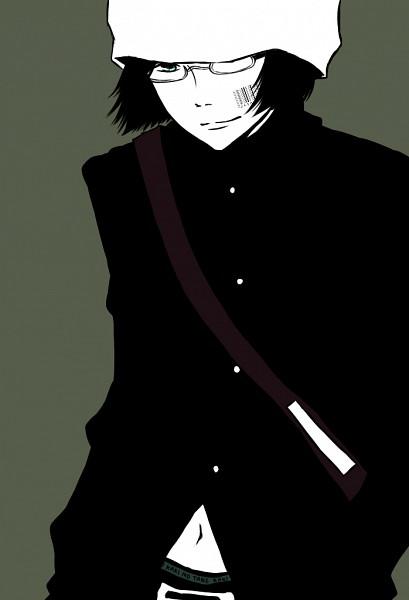Tags: Anime, Pixiv Id 2267065, Katekyo Hitman REBORN!, Kakimoto Chikusa, Barcode, Pixiv, Mobile Wallpaper