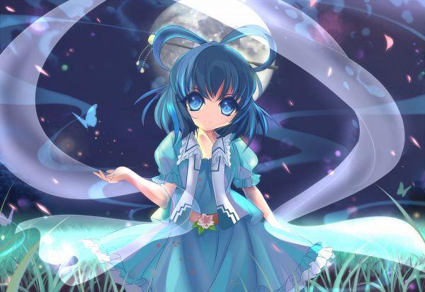 Tags: Anime, Marionette (Excle), Touhou, Kaku Seiga, Fanart, Pixiv, Seiga Kaku