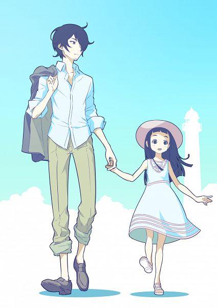 Tags: Anime, Kazuya (Pixiv1439125), Kakushigoto, Gotou Hime, Gotou Kakushi, Fanart From Pixiv, Pixiv, Fanart