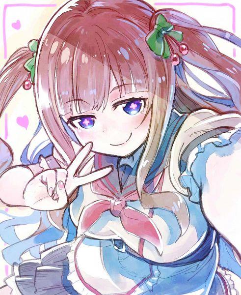 Tags: Anime, Sakino Shingetsu, .LIVE, Kakyoin Chieri (Channel), Kakyoin Chieri