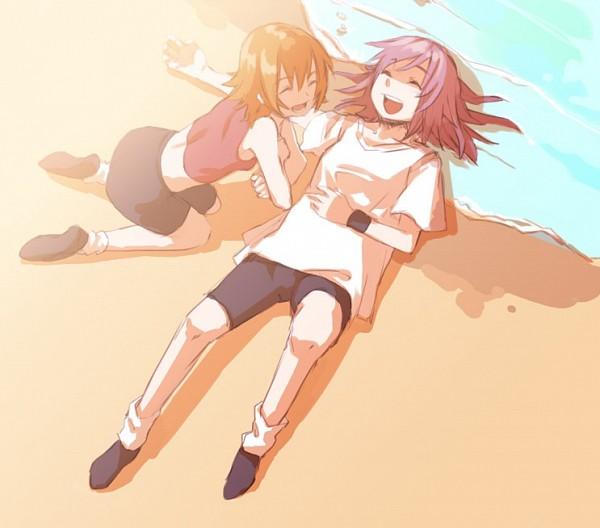 Tags: Anime, Takishima Asaka, GONZO (Studio), Kaleido Star, Rosetta Passel, Sora Naegino
