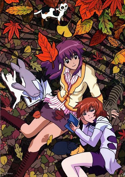 Tags: Anime, GONZO (Studio), Kaleido Star, Rosetta Passel, Sora Naegino, Johnathan The Seal