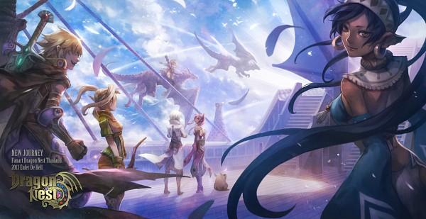Kali (Dragon Nest) - Dragon Nest
