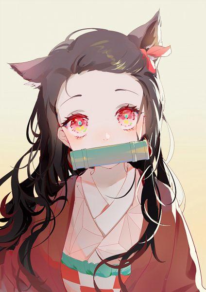 Tags: Anime, Pixiv Id 1783806, Kimetsu no Yaiba, Kamado Nezuko, Fanart From Pixiv, Pixiv, Fanart