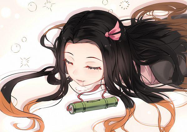 Tags: Anime, Pixiv Id 20228000, Kimetsu no Yaiba, Kamado Nezuko, Fanart, Fanart From Pixiv, Pixiv