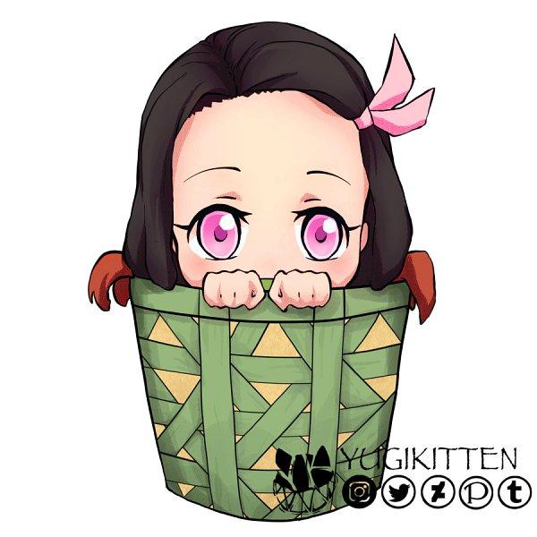 Tags: Anime, Yugikitten, Kimetsu no Yaiba, Kamado Nezuko