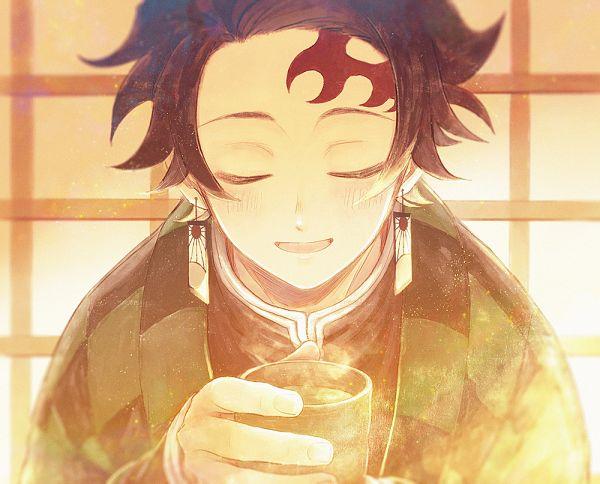 Tags: Anime, Pixiv Id 46623892, Kimetsu no Yaiba, Kamado Tanjirou, Pixiv, Fanart, Fanart From Pixiv