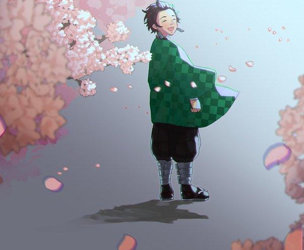 Tags: Anime, Pixiv Id 43258431, Kimetsu no Yaiba, Kamado Tanjirou, Pixiv