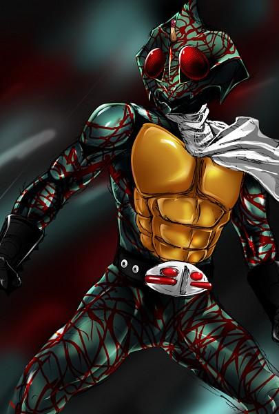 Kamen Rider Amazon (Character) - Kamen Rider Amazon