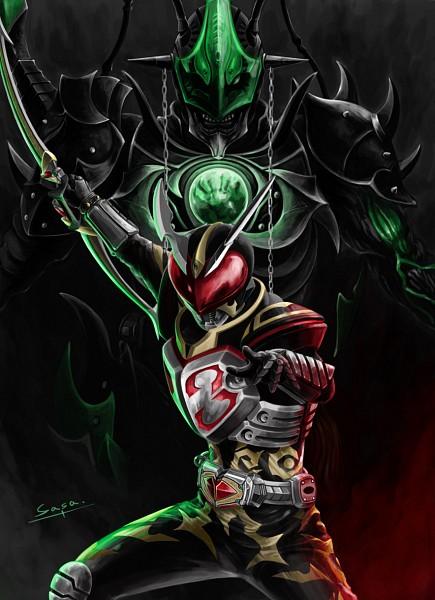 Kamen Rider Blade - Kamen Rider Series