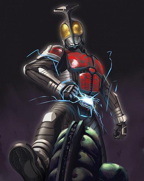 Tags: Anime, Patorishia, Kamen Rider Kabuto, Kamen Rider Dark Kabuto, Kamen Riders
