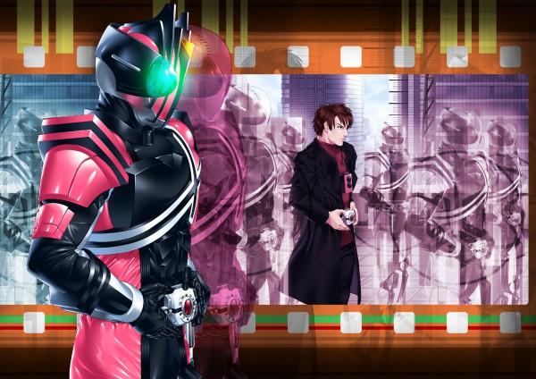 Kamen Rider Decade (Character) - Kamen Rider Decade