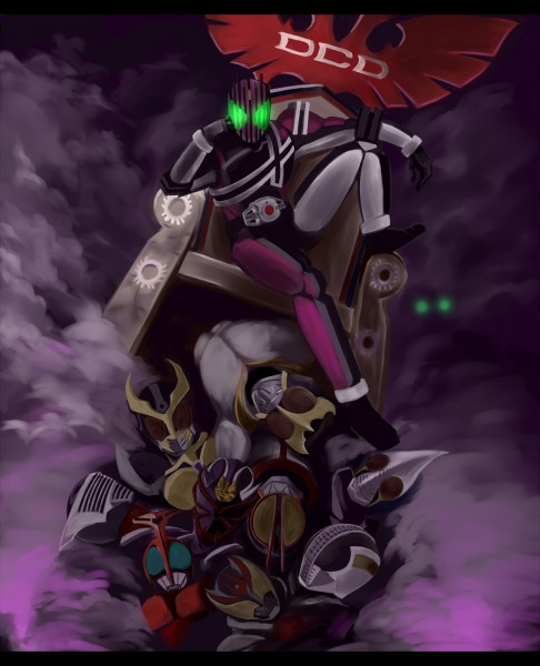 Tags: Anime, Kamen Rider 555, Kamen Rider Series, Kamen Rider Kabuto, Kamen Rider Den-O, Kamen Rider Ryuki, Kamen Rider Kuuga, Kamen Rider Hibiki, Kamen Rider Kiva, Kamen Rider Decade, Kamen Rider Agito, Kamen Rider Blade, Kamen Rider Faiz