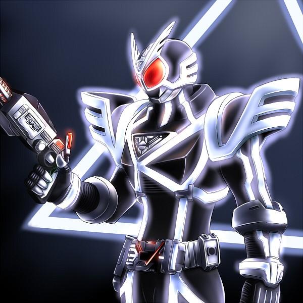 Kamen Rider Delta - Kamen Rider 555