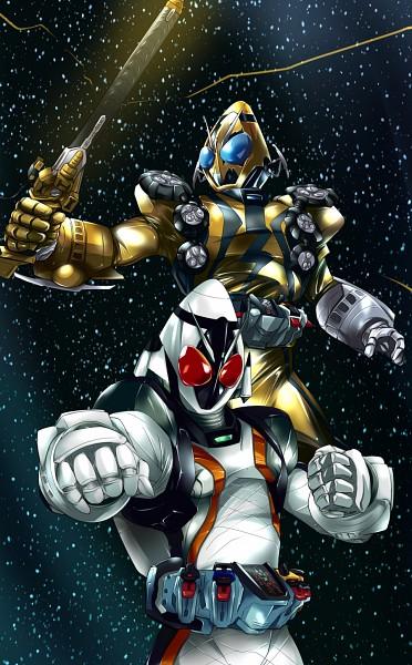 Kamen Rider Fourze (Character) - Kamen Rider Fourze