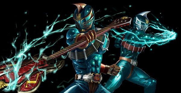 Kamen Rider Hibiki - Kamen Rider Series