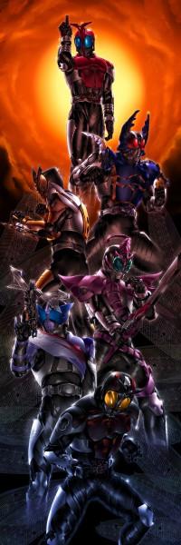 Kamen Rider Kabuto - Kamen Rider Series